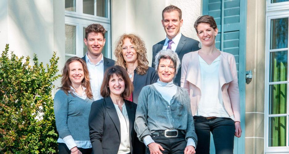 Das Team der Espace Real Estate AG