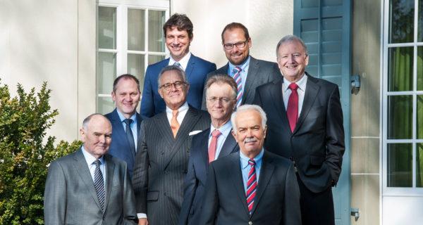Verwaltungsrat und Geschäftsleitung der Espace Real Estate AG