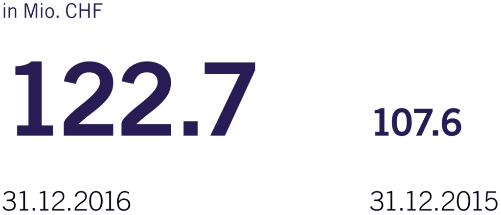 Kapitaleinlagereserven GB16